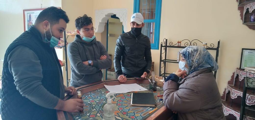 USAID Farmer-to-Farmer Local Volunteer Developing Local Capacities
