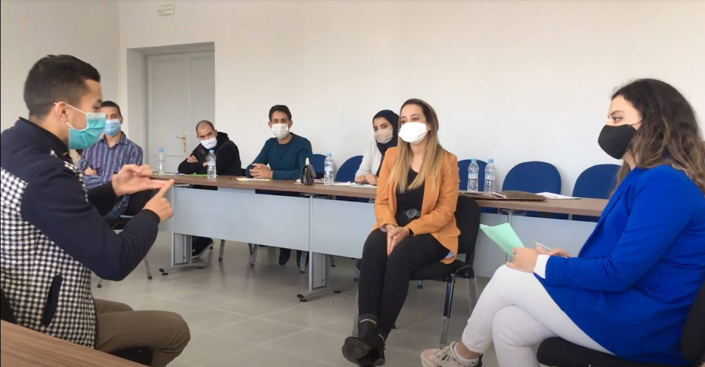 Legal Aid Helps Migrants Integrate, Reduces Causes of Smuggling