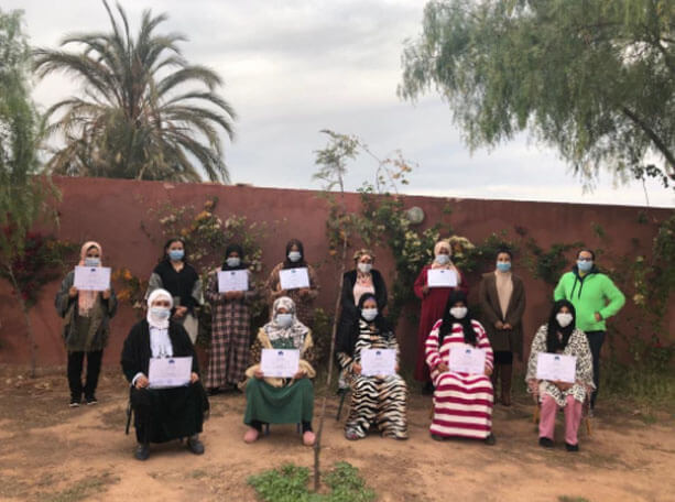 Women's Empowerment: Growing Seeds of Self-Discovery in Morocco