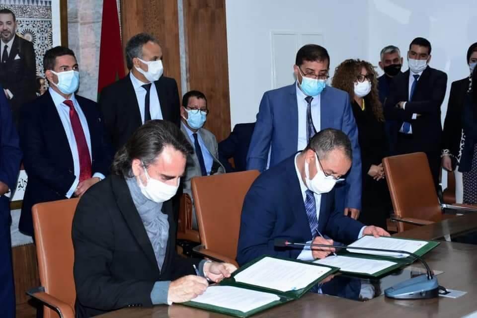 A Baraka Day: The High Atlas Foundation Signs A Partnership Agreement with Cadi Ayyad University